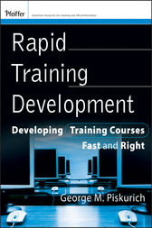 Rapid Training Development by George M. Piskurich