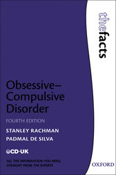 Obsessive-Compulsive Disorder by Stanley Rachman