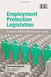Employment Protection Legislation by Per Skedinger