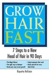 Grow Hair Fast by Riquette Hofstein
