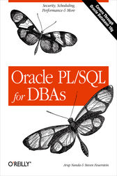 Oracle PL/SQL for DBAs by Arup Nanda