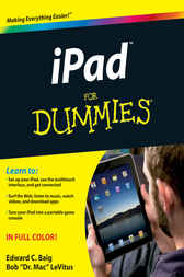 ipad for dummies ebook by edward c baig