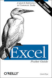 Excel Pocket Guide by Curtis D. Frye