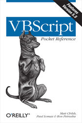 VBScript Pocket Reference by Paul Lomax