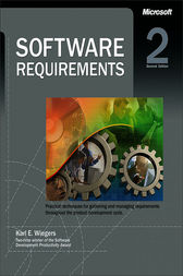 Software Requirements by Karl E Wiegers