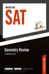 Master the SAT: Geometry Review by Peterson's