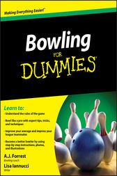 Bowling For Dummies by A.J. Forrest