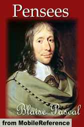 Pensees (Thoughts) by Blaise Pascal