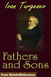 Child rebellion in the novel fathers and sons by ivan turgenev