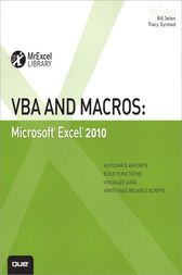 VBA and Macros by Bill Jelen