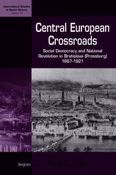 Central European Crossroads by Pieter C. van Duin