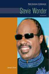 Stevie Wonder by Jeremy K. Brown