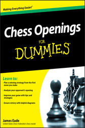 Chess Openings For Dummies by James Eade
