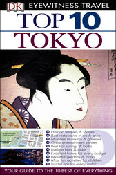 Top 10 Tokyo by Stephen Mansfield