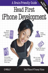 Head First iPhone Development by Dan Pilone