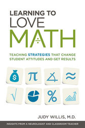 Learning to Love Math by Judy Willis