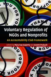 Voluntary Regulation of NGOs and Nonprofits by Mary Kay Gugerty
