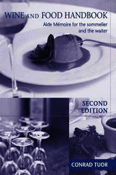 Wine & Food Handbook by John Cousins