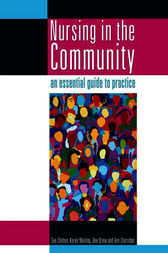 Nursing in the Community: an essential guide to practice by Sue Chilton