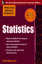 Practice Makes Perfect Statistics by Sandra McCune