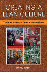 Creating a Lean Culture by David Mann