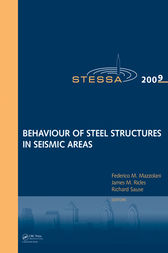 Behaviour of Steel Structures in Seismic Areas by Federico Mazzolani