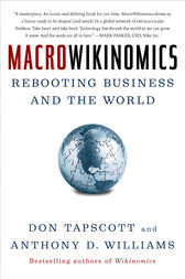 Macrowikinomics by Don Tapscott