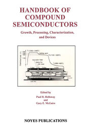 Handbook of Compound Semiconductors by Paul H. Holloway