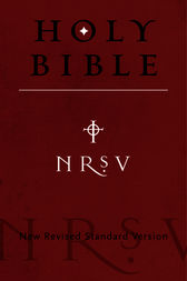 NRSV Bible by Harper Bibles