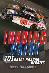 Trading Paint by Jerry Bonkowski