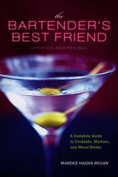 The Bartender's Best Friend by Mardee Haidin Regan
