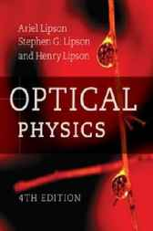 Optical Physics by Ariel Lipson
