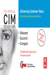 CIM Revision Cards: Delivering Customer Value