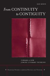 From Continuity to Contiguity by Dan Miron