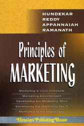 Principles of Marketing by S. G. Hundekar