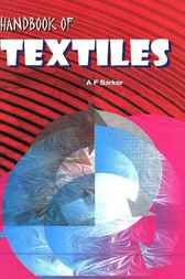 Handbook of Textiles by A.F. Barker