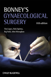 Bonney's Gynaecological Surgery