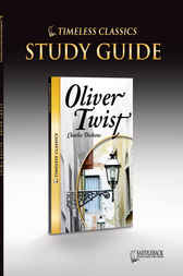Oliver Twist Study Guide CD by unknown
