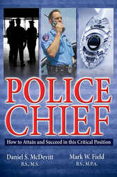Police Chief by Daniel S. McDevitt