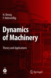 Dynamics of Machinery by Hans Dresig