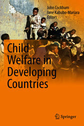 Child Welfare in Developing Countries by John M. Cockburn