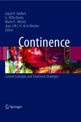 Continence by Gopal H. Badlani