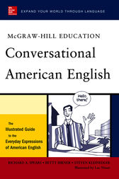 McGraw-Hill's Conversational American English by Richard Spears