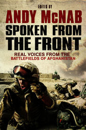 Spoken From The Front by Andy McNab