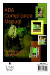 ADA Compliance Manual by J. J. Keller