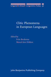 Clitic Phenomena in European Languages