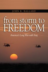 From Storm to Freedom by John R. Ballard