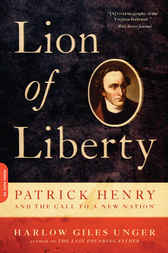 Lion of Liberty by Harlow Giles Unger