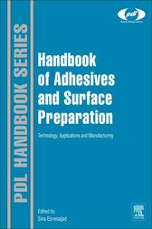 Handbook of Adhesives and Surface Preparation by Sina Ebnesajjad