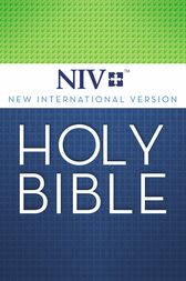 Holy Bible (NIV), Red Letter Edition by Zondervan